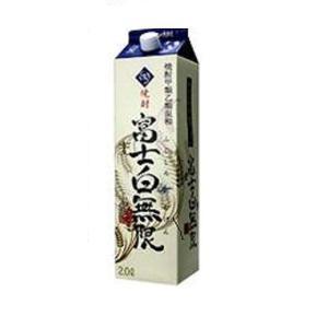 富士白無限(麦) 25度 2Lパック(1ケース6本)|yorozuyasan