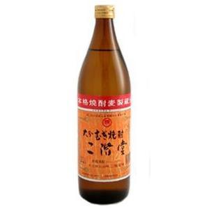 (麦)大分むぎ焼酎 二階堂 25°900ml 瓶  1本|yorozuyasan