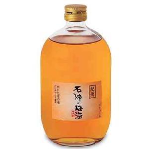 紀州 石神の梅酒 720ml 1本|yorozuyasan