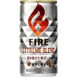 キリン ファイア エクストリームブレンド 185g缶2ケース(60本入)|yorozuyasan