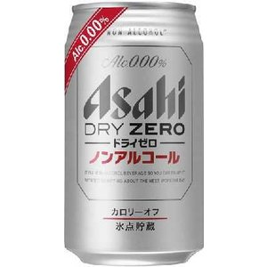 アサヒ ドライゼロ 350ml  1ケース(24本入)|yorozuyasan