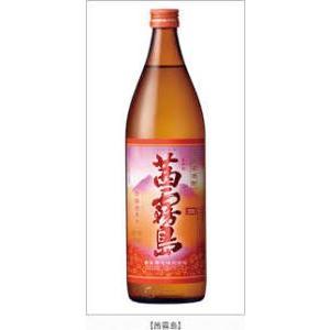 霧島酒造 芋焼酎 茜霧島 25度 900ml |yorozuyasan