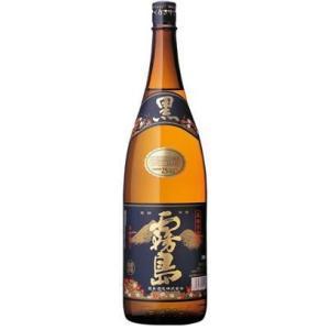 黒霧島 本格芋焼酎 25°1800ml瓶 1本|yorozuyasan