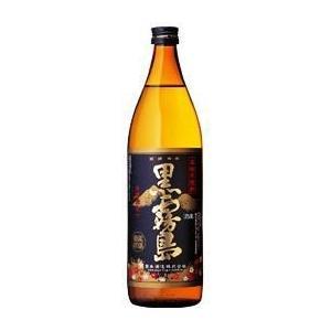 黒霧島 本格芋焼酎 25°900ml瓶 1本|yorozuyasan