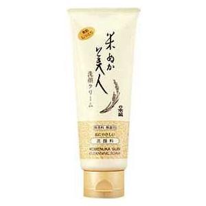 日本盛 米ぬか美人 洗顔クリーム(100ml)|yorozuyasan