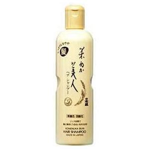 日本盛 米ぬか美人 ヘアシャンプー(335ml)|yorozuyasan
