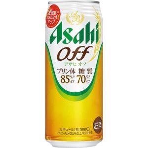 アサヒ オフ 500ml 1ケース(24本入)|yorozuyasan