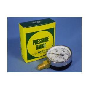 山本計器 普通型圧力計 A型 φ60×1/4×0.1Mpa|yorozuyaseybey