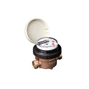 愛知時計電機 指示部回転式水道メーター SD13S 口径13mm 標準ネジ|yorozuyaseybey