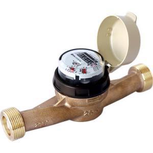 愛知時計電機 指示部回転式水道メーター SD25V 口径25mm 標準ネジ|yorozuyaseybey