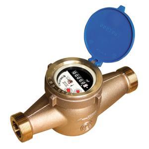 愛知時計電機 乾式水道メーター PD40-3 標準上水ネジ40mm|yorozuyaseybey