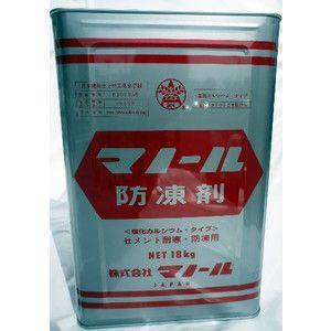 セメント耐寒防凍用 マノール(塩化カルシウムタイプ) 18Kg|yorozuyaseybey