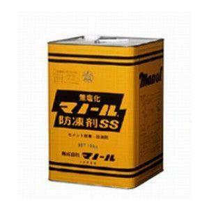 セメント耐寒防凍用 マノール防凍剤SS(完全無塩化タイプ) 18Kg|yorozuyaseybey