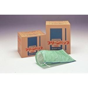 ロンタイ グリーンバッグ(植生土嚢) 100枚入り1箱|yorozuyaseybey