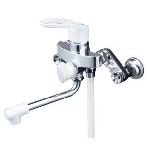 KVK シングルレバー式シャワー KF5000HA  ●リフォームに便利な楽締め水栓|yorozuyaseybey
