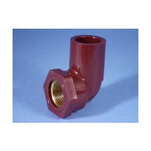 HT継手 水栓エルボ (インサート付) 20X1/2 積水化学工業|yorozuyaseybey