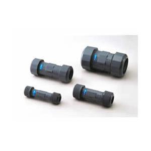 MCユニオン 50 グレータイプ 塩ビ管50mm、鋼管50A、ポリ管50mm用|yorozuyaseybey