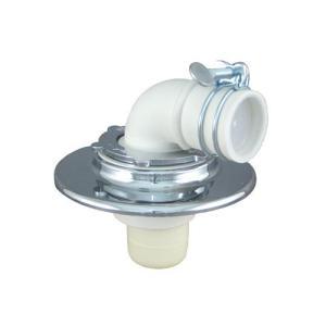 ミヤコ    コンパクト型洗濯機排水トラップ  MB44AWM 50|yorozuyaseybey