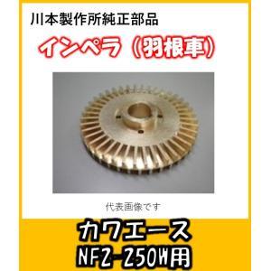 カワエース用インペラ N-60(NF2−250用)|yorozuyaseybey