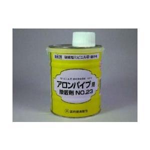アロン 塩ビ接着剤No.23 遅乾性 1kg|yorozuyaseybey