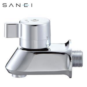 【サンエイ】 横型水栓(ベンリーシンク用)寒冷地非対応品 JY101C-13|yorozuyaseybey