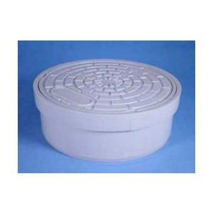 アロン 塩ビ製蓋 内径接続型 文字無 ICO-H 150|yorozuyaseybey