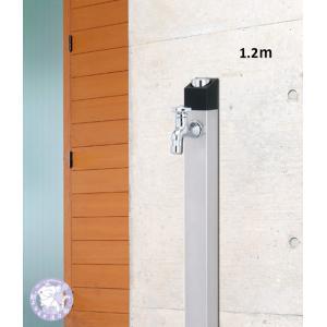 D-AU ワンプッシュ不凍栓1.2M (ステンレス製)D-AU2013120S ※[代引き不可]|yorozuyaseybey