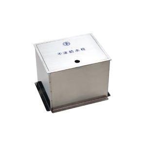ステンレス製不凍給水栓ボックス HAS-FB2( 鍵なしタイプ )|yorozuyaseybey