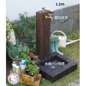 不凍水栓柱ユニット SANANDO サナンド (ランバータイプ)1.2M  D-JX-L-2013120 ※[代引き不可]|yorozuyaseybey