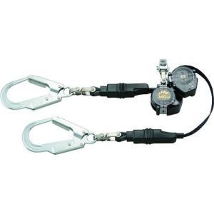 タイタン フルハーネス用ランヤード 旧規格のため特価 安全帯 HLYD-DJMR-RBL-TW24AP-UJ yorozuyaseybey