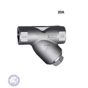 ヨシタケ ストレーナー SY-17 20A SCS(SUS)製 2.0Mpa|yorozuyaseybey