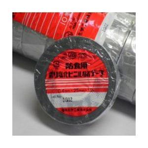 電気化学工業 防食用ポリ塩化ビニル粘着テープ 25mm巾 10M|yorozuyaseybey
