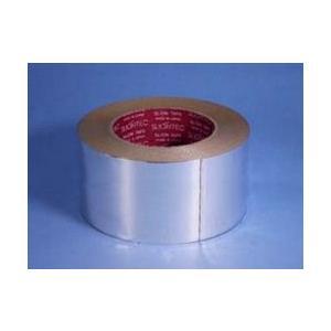 アルミテープ 75mm巾X50M巻 ダクト周りや目地シールとして|yorozuyaseybey