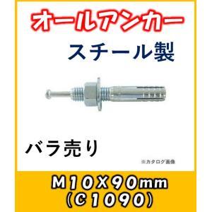 サンコー オールアンカー Cタイプ スチール製 C-1090バラ売り|yorozuyaseybey