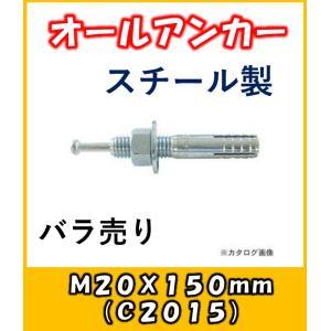 サンコー オールアンカー Cタイプ スチール製 C-2015 バラ売り|yorozuyaseybey