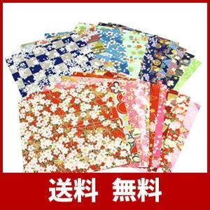 春光園 折り紙 友禅手染千代紙 20枚入 15cm SKW-0700