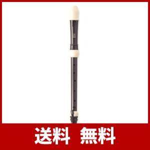 ヤマハ YAMAHA ABS樹脂製 リコーダー テナー バロック式 YRT-304B II 木製のノ...