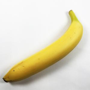 ナチュラルヒーロー・有機バナナ 1本詰箱入り