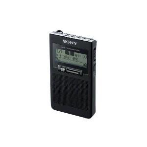 SONY パーソナルオーディオ XDR-63TV/B (ブラック)