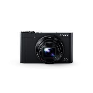 即納在庫あり SONY デジタルスチルカメラ Cyber-shot DSC-WX500/B (ブラック) yoshiba-direct