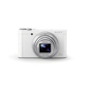 SONY デジタルスチルカメラ Cyber-shot DSC-WX500/W (ホワイト) yoshiba-direct