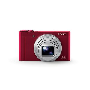 SONY デジタルスチルカメラ Cyber-shot DSC-WX500/R (レッド) yoshiba-direct