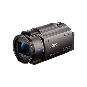 SONY デジタル4Kビデオカメラレコーダーハンディカム FDR-AX40/TI (ブロンズブラウン)|yoshiba-direct