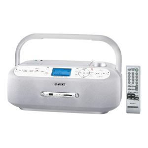 即納在庫在り SONY CDラジオ メモリーレコーダー ZS-R110CP