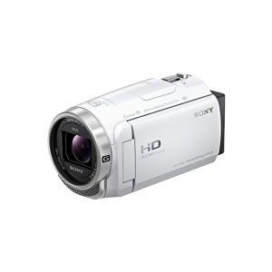 即納在庫在り SONY ハンディカム HDR-CX680/W (ホワイト)|yoshiba-direct