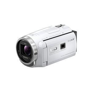 即納在庫在り SONY ハンディカム HDR-PJ680/W (ホワイト)|yoshiba-direct