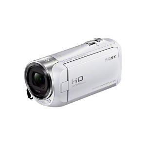 即納在庫在り SONY ハンディカム HDR-CX470/W (ホワイト)|yoshiba-direct
