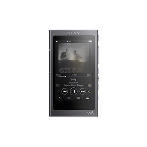 即納在庫在り SONY ウォークマン NW-A47/B (グレイッシュブラック) 64GB *ヘッドホンは付属していません|yoshiba-direct