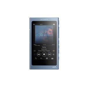 即納在庫在り SONY ウォークマン NW-A47/L (ムーンリットブルー) 64GB *ヘッドホンは付属していません|yoshiba-direct