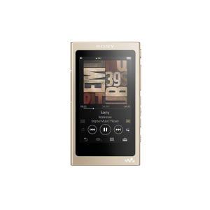 即納在庫在り SONY ウォークマン NW-A47/N (ペールゴールド) 64GB *ヘッドホンは付属していません|yoshiba-direct